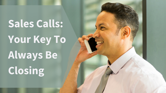 The Art Of The Sales Call