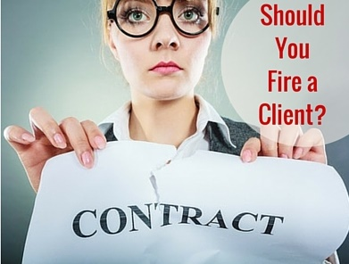 Should You Firea Client