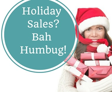 Holiday Sales_Bah Humbug!