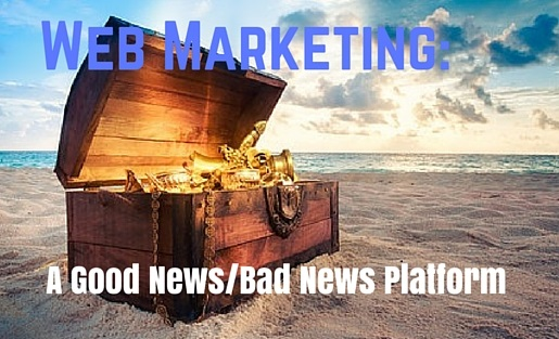 Web Marketing_A Good News_Bad News Platform